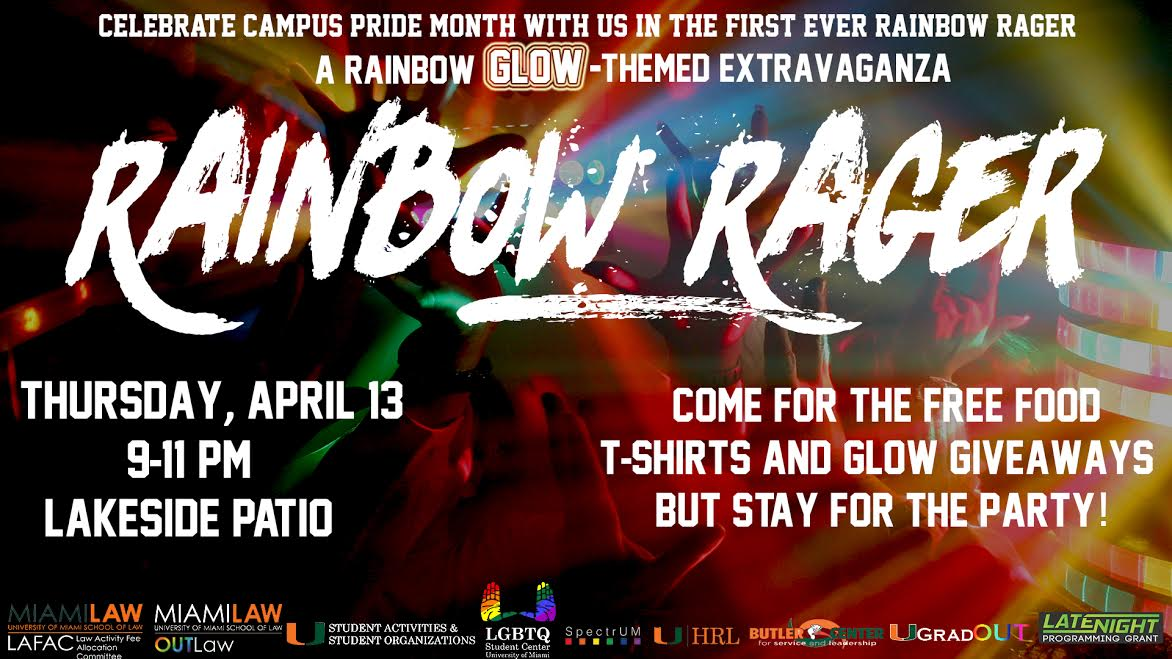 >Rainbow Rager